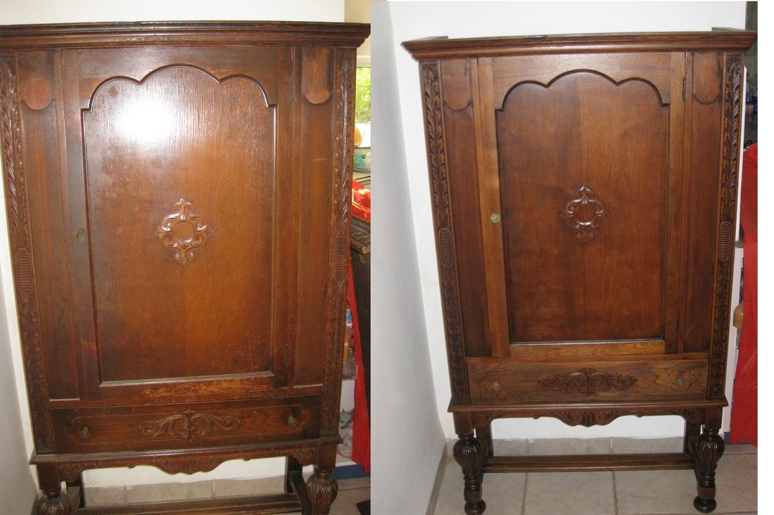 Furniture restoration david the handyman misgav karmiel for Furniture restoration